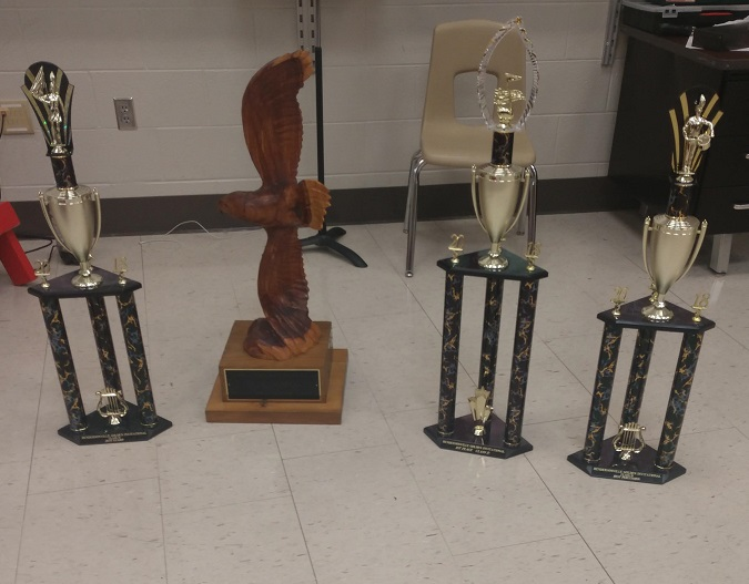 Sweepstakes Trophies